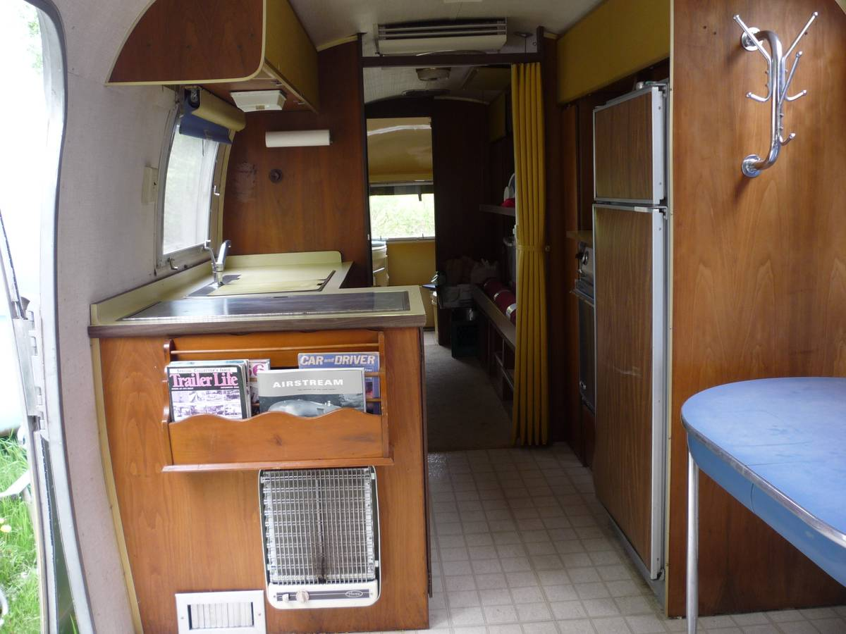 1968 Airstream Sovereign Travel Trailer For Sale In