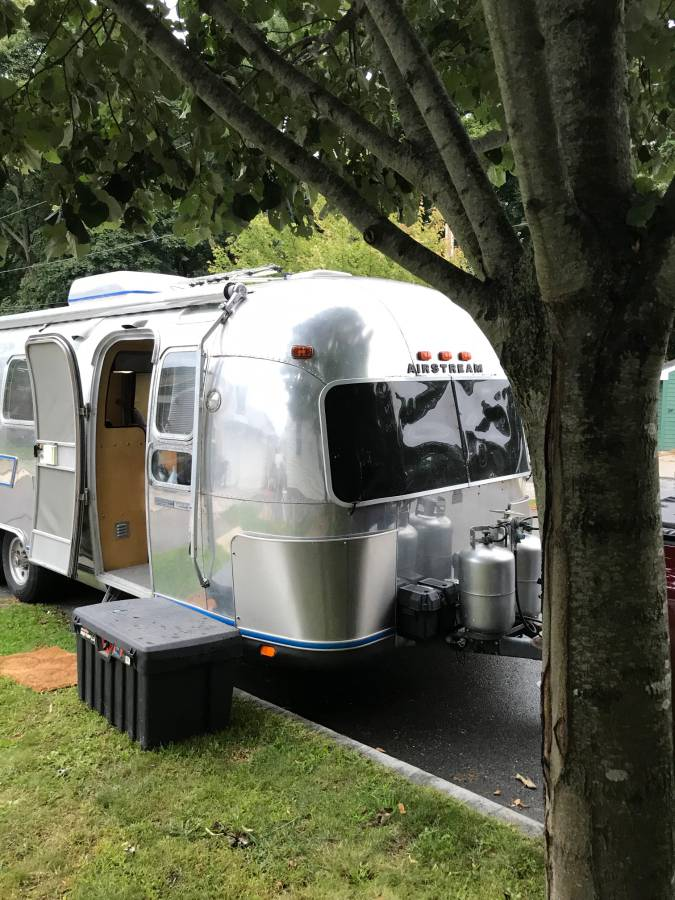 1974 Airstream Overlander 27FT Travel Trailer For Sale in ...
