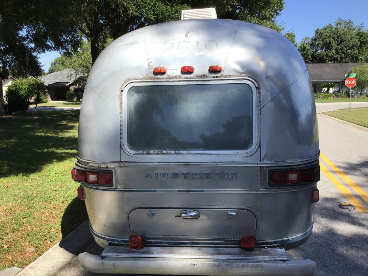 1977 Airstream Land Yacht 31FT Travel Trailer For Sale in ...