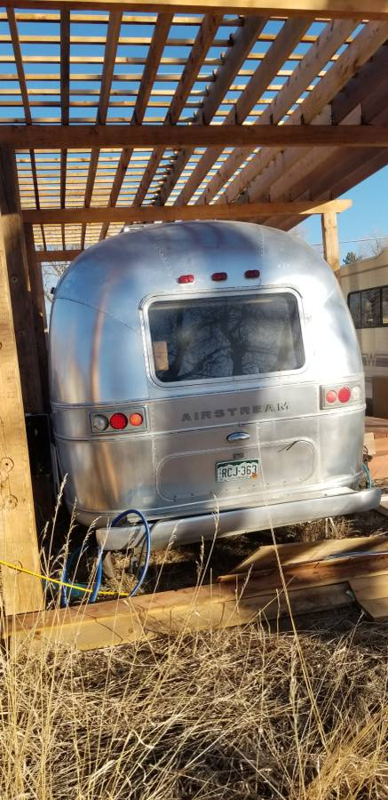 1972 Airstream Ambassador 29FT Travel Trailer For Sale in ...